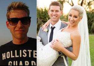 Budoucí tatínek se zabil kvůli koronaviru: Jeho manželka čeká trojčata.