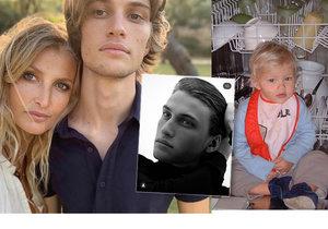 Nejstarší syn Terezy Maxové oslavil 20 let