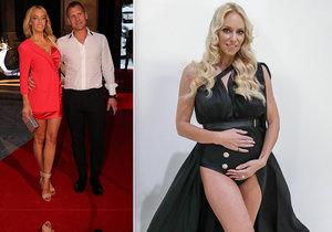 Kate Mátl oznámila těhotenství