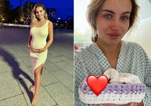 Misska Kočendová po potratu: Vážná slova o proměně člověka po smrti dítěte!