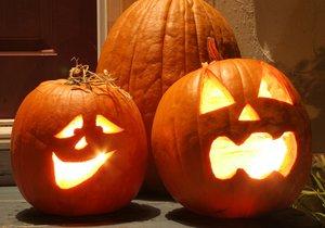 Ve Vinoři budou před blížícím se Halloweenem dlabat dýně. (ilustrační foto)
