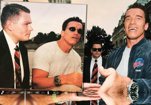 Bodyguard Roman píše knihu: Dělal ochránce Gottovi, Schwarzeneggerovi a Jacksonovi!