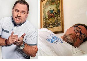 Václav Kopta stále trpí příznaky koronaviru