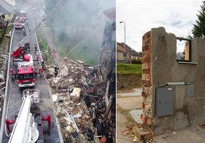 Od tragického výbuchu v Lenoře uběhl rok: Pro místní je neštěstí stále živé