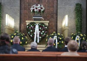 Pohřeb Karla Fialy, slavného Limonádového Joea