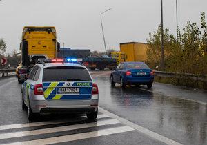 Mladý řidič náklaďáku na přechodu v Ostravě srazil školačku (7): Utrpěla vážná zranění