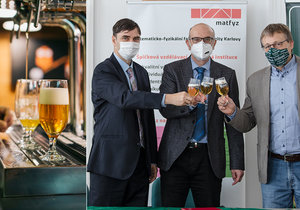 Univerzita Karlova bude vařit vlastní pivo