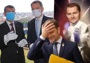 """Po Schillerové se smějí za angličtinu premiérovi. Bruselský """"trapas"""" už i zhudebnili"""