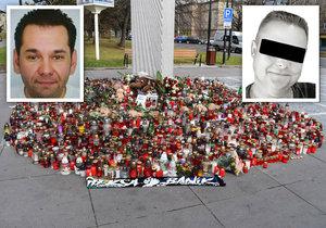 Ocenění oběti šíleného střelce: Petr Lang (†49), který chránil dceru vlastním tělem, dostal medaili Za hrdinství