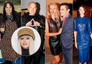 Co si myslí Ina T. o našich celebritách v kůži?