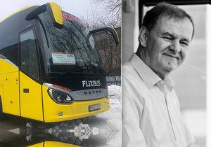 Zemřel majitel autobusového impéria: Jeho žluté autobusy znal každý! Zabil ho infarkt