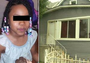 Holčičku (†8) zabili při psaní domácích úkolů: Zasáhla ji zbloudilá kulka z ulice!