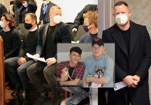 Milenec zpěváka Bendiga u soudu! Obhájce obvinil policii z manipulace, kauza se blíží ke konci