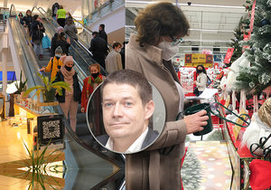Poslanec Patrik Nacher varuje před vánočními dluhy