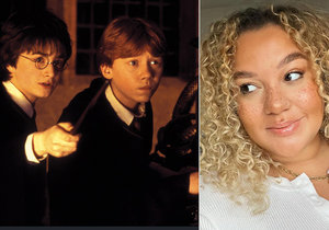 Grace Victory a joué dans quatre films Harry Potter