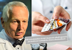"""Kardiochirurg Jan Pirk vyvrací """"své"""" tvrzení o zázračném léku na cévy. Jeho jméno využili internetoví šmejdi pro reklamu"""