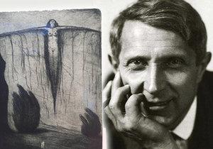 Světoznámý fotograf František Drtikol zemřel před 60 lety, fotil Masaryka i Destinnovou