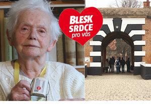 Paní Hana (100) přežila hrůzy Terezína, od té doby neslaví narozeniny!