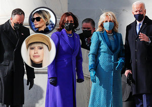 Inauguration through the eyes of critic Ina T .: New women in the White House gave a clear signal to fashion, forget about Melania!