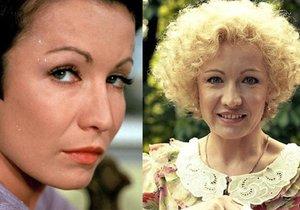 Legendární role Hany Maciuchové: Za tyhle jsme ji milovali, nebo nenáviděli! A které hlášky nezapomeneme?