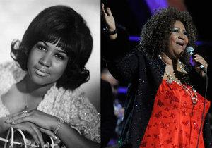 Zpěvačka Aretha Franklin údajně trpí rakovinou slinivky.