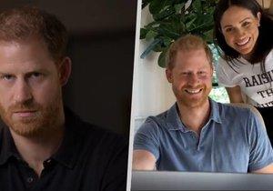Harry y Meghan en el nuevo documental sobre salud mental The Me You Can't See