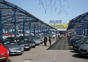 Největší tuzemský autobazar AAA Auto hlásí nárůst prodeje.