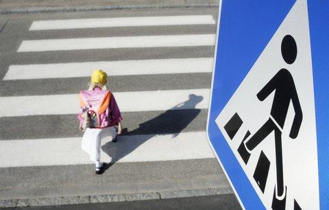Tři pravidla pro bezpečnou cestu do školy i ze školy