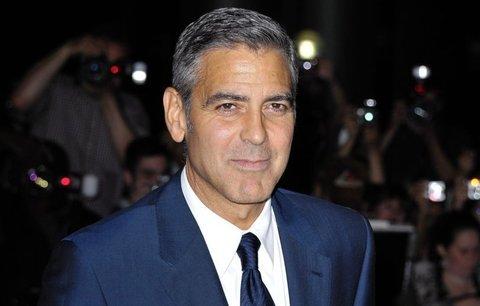 George Clooney je na prodej! Rande s ním vás přijde na 200 Kč