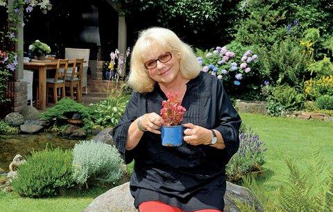 Iva Hüttnerová: Teprve vnuci mě naučili rozumět mužům