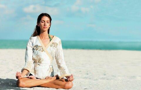 Zbavte se stresu a únavy: Dechová cvičení zaberou hned