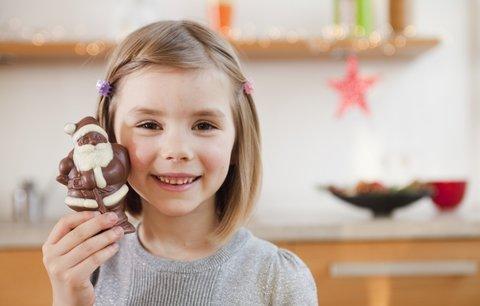 Zdravá mikulášská nadílka pro děti: Nezapomeňte na ovoce a ořechy