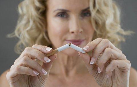 Přestaňte kouřit: Tentokrát to zvládnete!