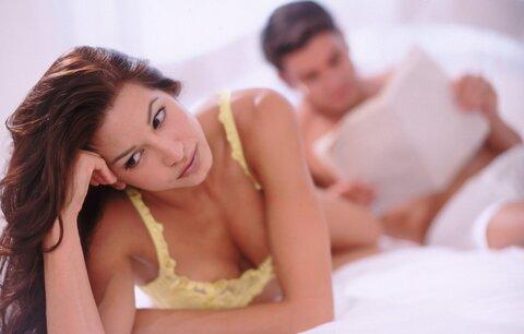 Test: Selhává váš partner v posteli? Zjistěte, jak na tom je!