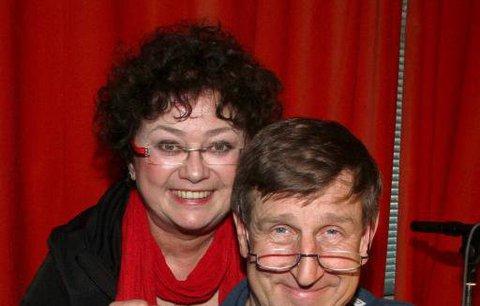 Václav Vydra a Jana Boušková: Na jídle náš vztah nestavíme