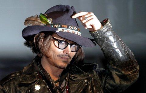 Johnny Depp chystá další Piráty: Dokud o mě bude zájem, neskončím!