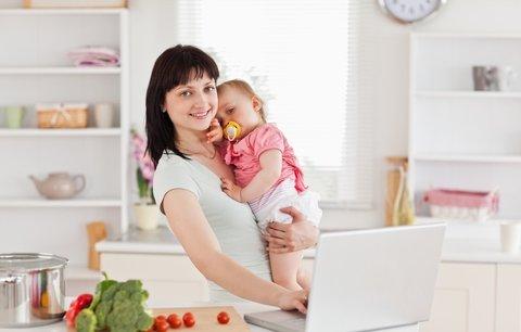 5 rad, které vám po mateřské usnadní návrat do zaměstnání