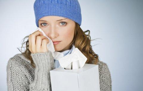 Začíná chřipková sezóna: Známe 4 největší mýty a fakta o chřipce!