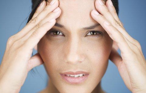 10 věcí, které nám způsobují bolest hlavy