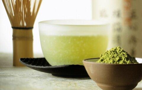 Zelený elixír zdraví! Zhubněte a omládněte s čajem Matcha