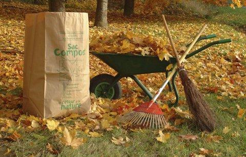 Podzimní úklid bude hračka
