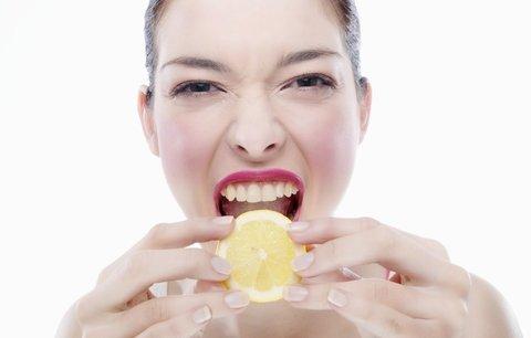 Citronová dieta: Podrobný jídelníček na celý týden!