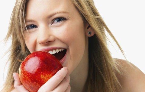 Třídenní jablečná dieta: 2 kila dole a rychlejší spalování!