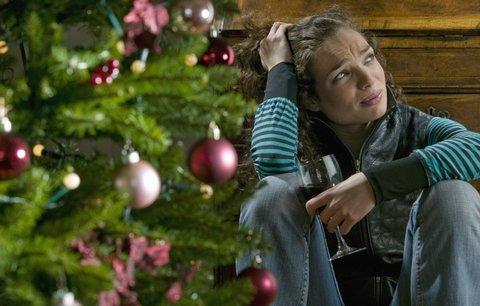 Vánoční deprese: Zdolejte ji! Víme, jak na to!
