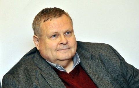Smrt v České televizi: Zemřel bývalý ředitel brněnského studia Burian
