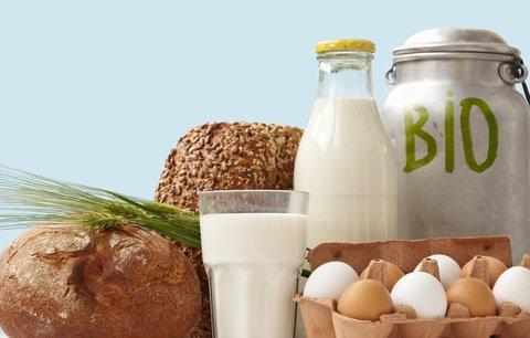 Kupujete bio potraviny? Kuře vás vyjde na trojnásobek!