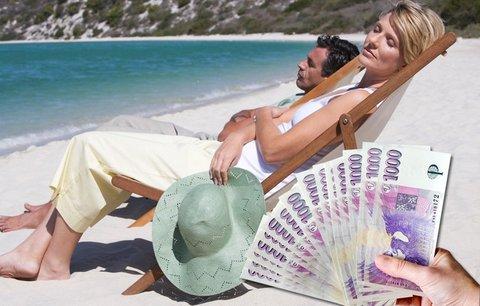 Zodpovědní Češi: Na dovolenou si už nechceme půjčovat!
