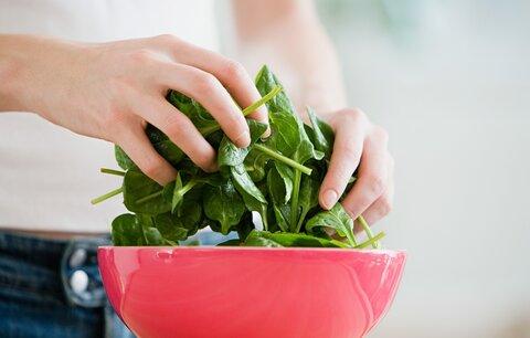 Což takhle dát si špenát? 3 recepty na velkou mňamku!
