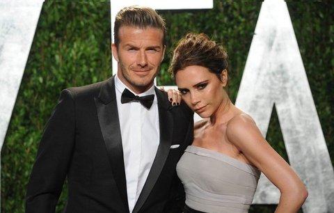 Potetovaný rytíř: David Beckham bude povýšen na aristokrata!