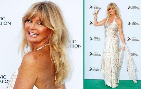 Sexy babička: Goldie Hawn táhne na 70. Tělo má jako dvacítka!